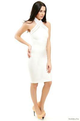 Vestidos Cuello Halter  76a97b63429c
