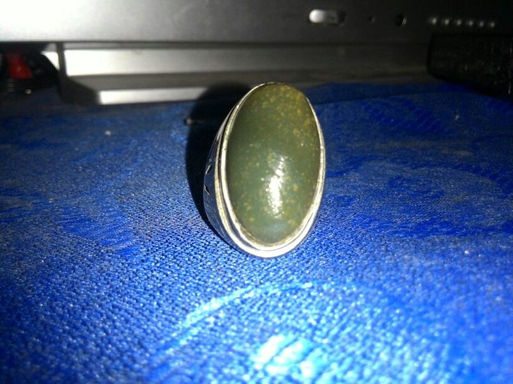 Batu Garut jenis lumut selasih
