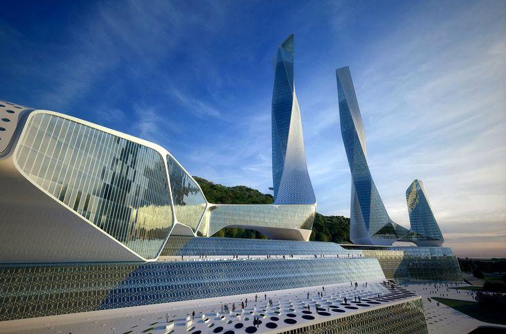 pin amazing architecture city - photo #37