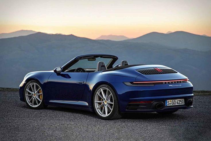 2020 Porsche 911 Cabriolet – Oliver Rey