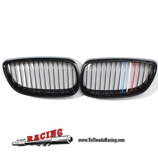 2X Parrillas Frontales Color Negro Mate para Coche BMW 3 Series 2dr E92 E93 -- 61,64€ Envío gratuito a toda España en todos los productos
