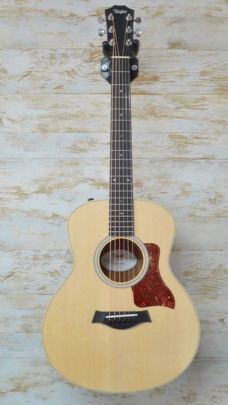 Taylor GS Mini-E Walnut. Guitarra Electroacustica.