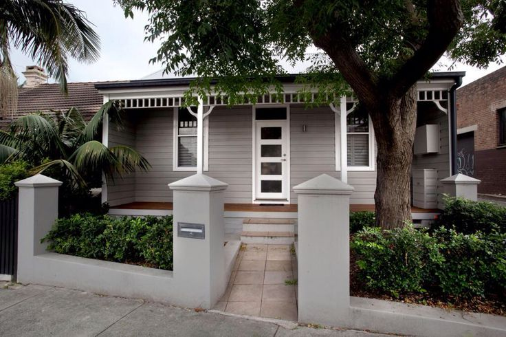 weatherboard colour schemes exterior - Google Search