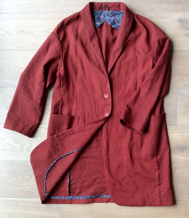 Merchant and Mills Haremere coat