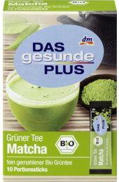 Grüner Tee Matcha, 10x2g