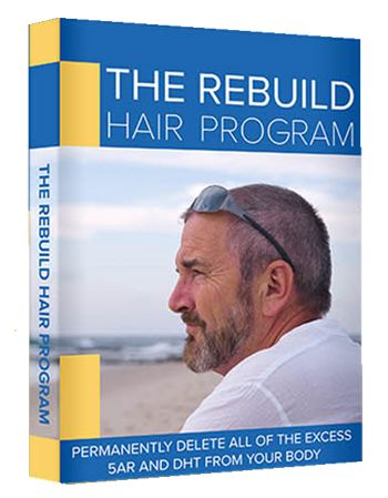 Rebuild Hair Program Review – Can Jared Gates Help You Stop Hair Loss And Regrow Hair Naturally?