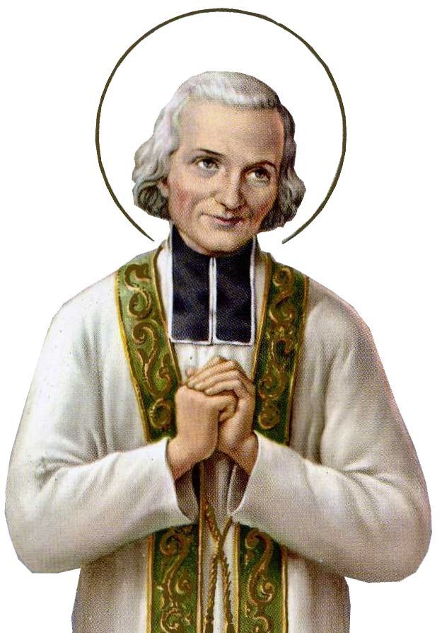 Happy Feast Day of St John Vianney – The Cure of Ars – August 4 #pinterest #stjohnvianney A man with vision overcomes obstacles and performs deeds that seem impossible. John Vianney was a man with vision: He wanted to become a priest. But he had to overcome his meager formal schooling, which inadequately prepared him for seminary studies. His failure to comprehend Latin lectures forced him.....
