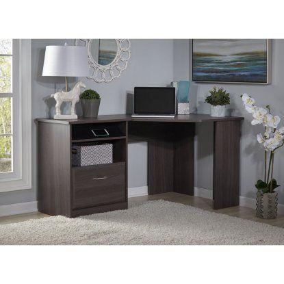 Bush Cabot Corner Computer Desk