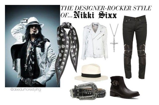 The Designer Rocker Style Of Nikki Sixx Nikki Sixx Rocker Style And Rockers