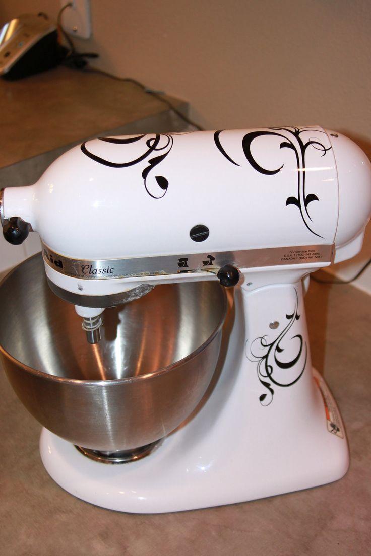 379 best Awesome Kitchenaid Mixers images on Pinterest | Kitchen ...