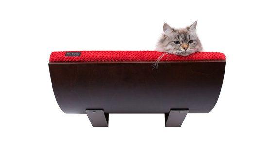 Cats shelves cat furniture pet design cat perch by cosyanddozy