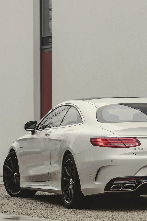 Mercedes-Benz S63 AMG Coupe via Mercedes-Benz