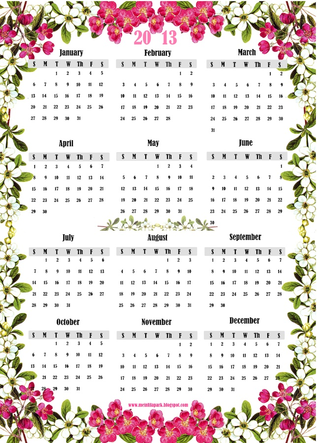 60 best Calendar images on Pinterest Printables, Free printables - sample birthday calendar