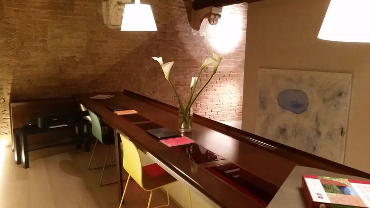 our business corner... #hotel #Siena #design