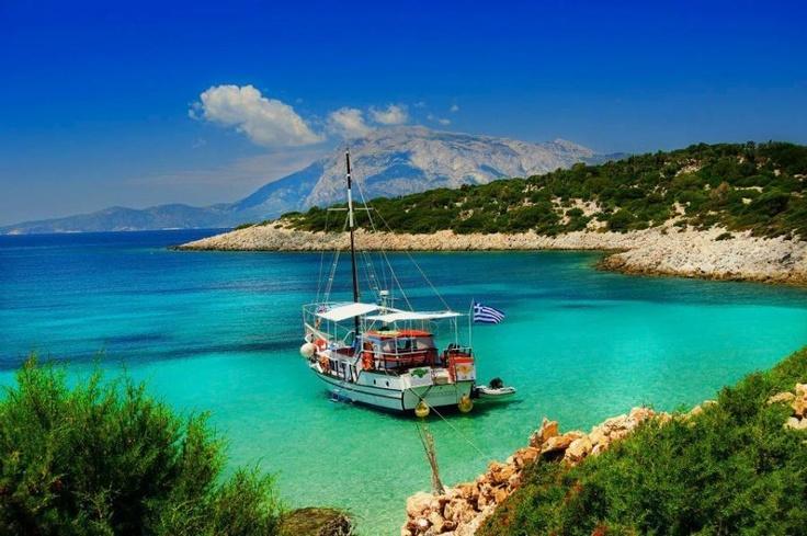 Samiopoula islet near Samos island - Pixdaus