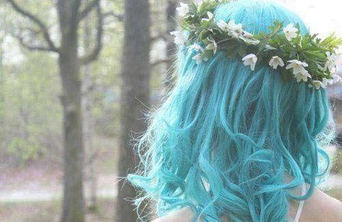 TOP 20 Cabelos Azuis Turquesa: Vídeo, Dicas, Passo-a-passo!