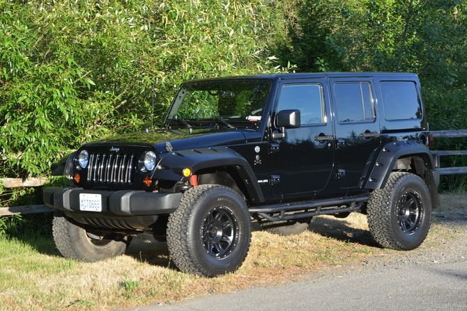 Blackbear S 2008 Jeep Wrangler Unlimited X With 315 70r17 Bfgoodrich All Terrain T A Ko Tires On 2008 Jeep Wrangler Jeep Wrangler 2008 Jeep Wrangler Unlimited
