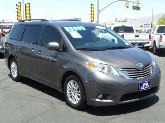 Van, 2016 Toyota Sienna Limited with 4 Door in Tucson, AZ (85710)