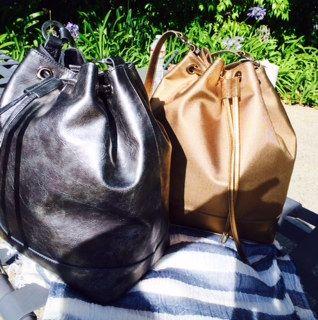 Jill Milan SoMa bags. Made in Italy. Available at http://www.jillmilan.com/bags