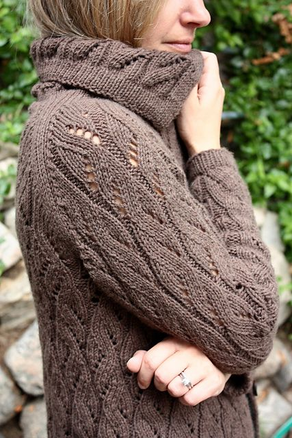 Ravelry: Long Way Home pattern by Julia Trice