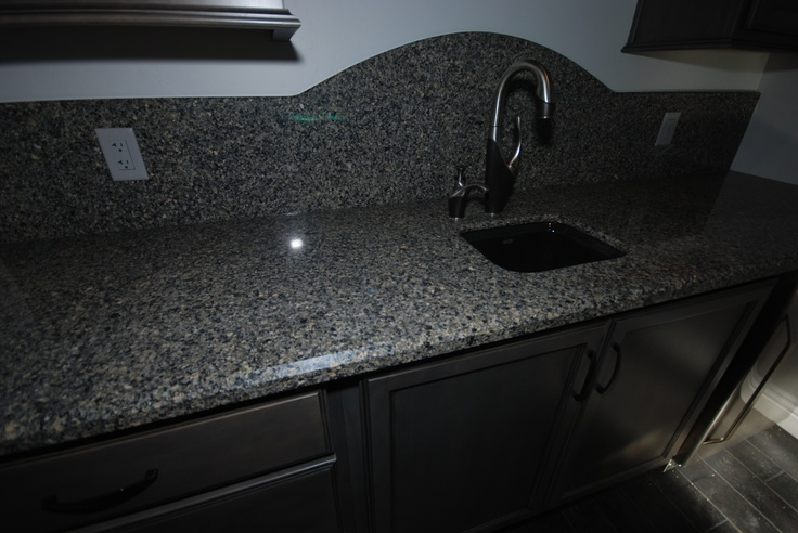 Cambria Sheffield countertop with arched backsplash and bevel edge ...