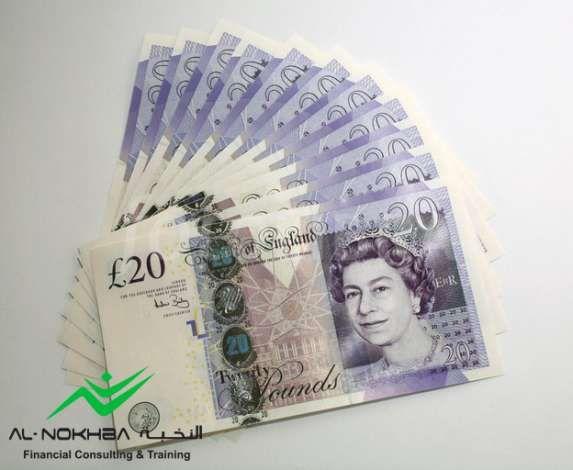 الباوند يصعد مقابل العملات بعد بيانات النمو البريطاني