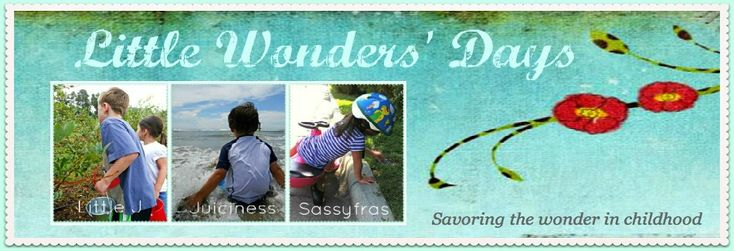 Little Wonders' Days - Easy Ways to Show Kids You Love Them