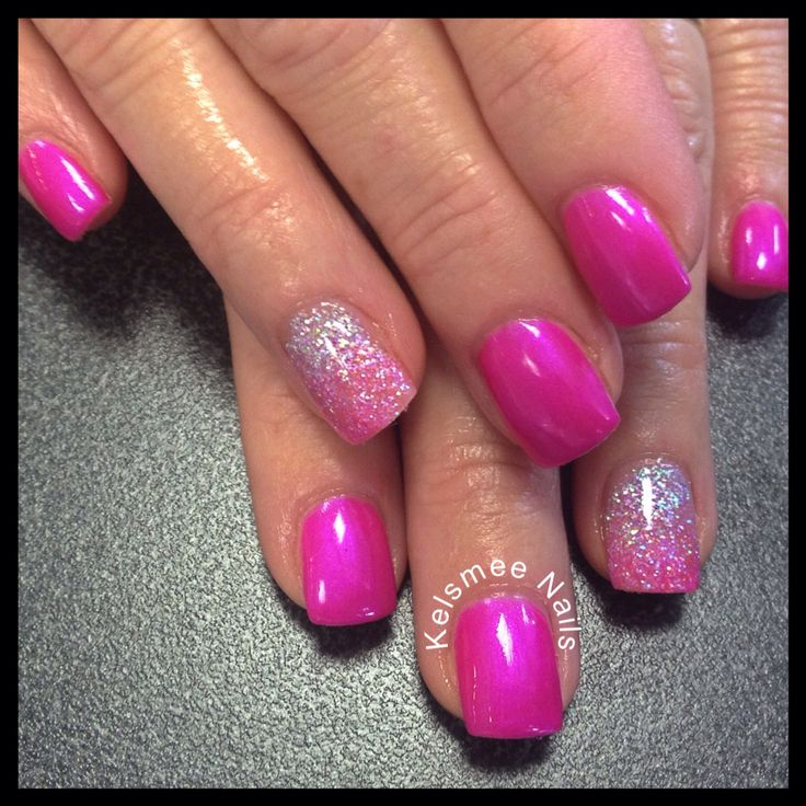 I have never had fake nails or had a professional manicure. Just not me. But i love the ideas & colors!