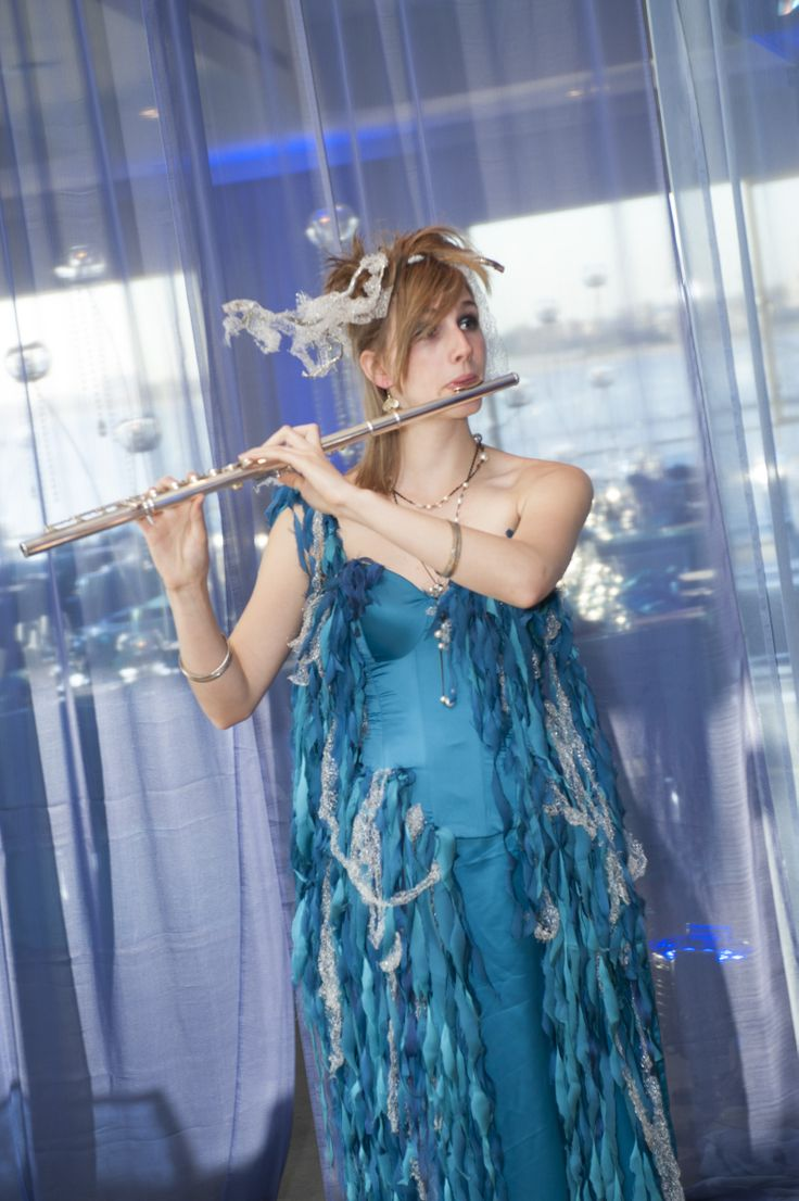 Imaginative Events works with great talent.. We source the best creative music, whether its a flutist to a violinist to a great band...