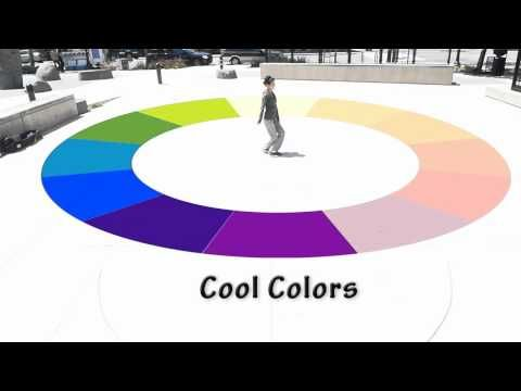Color Theory Video! I use this in the mornings when I never know what to wear.