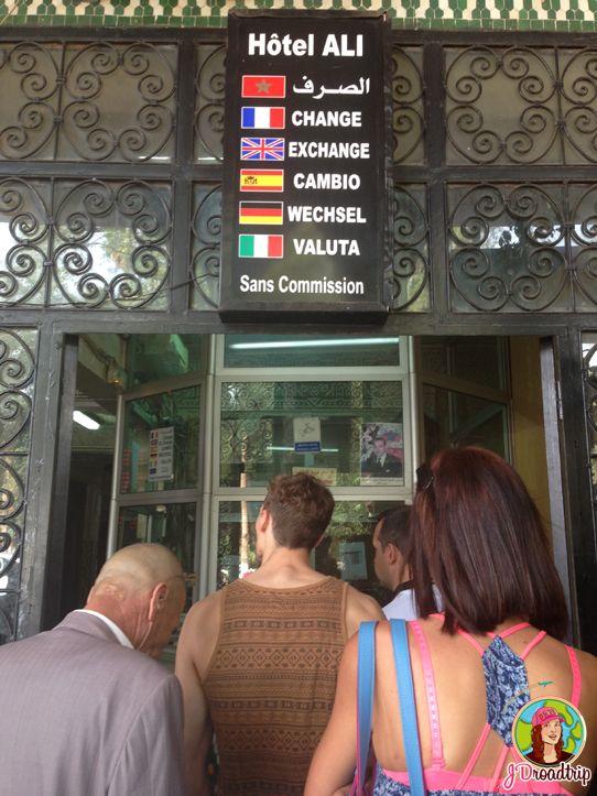 taux de change Euros Dirhams au Maroc - Change chez Ali