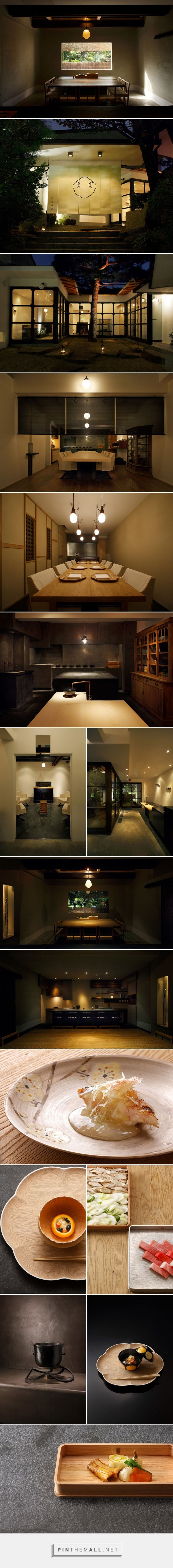 shinichiro ogata's restaurant is a humble refuge for fine japanese dining - created via http://pinthemall.net