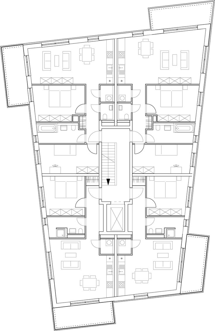 Plan With Elevation And Section : Best images about plan elevation section and detail