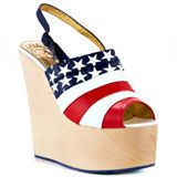Irregular Choice - Chica Chola - Red Blue