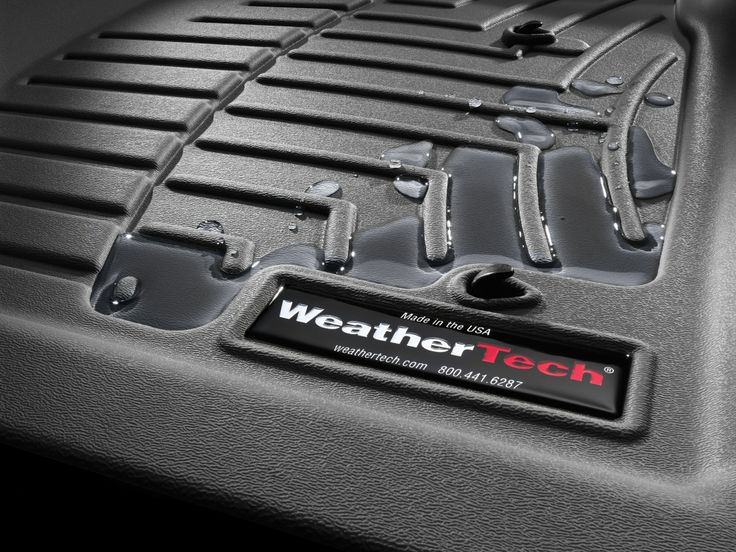 2014 Ford Explorer | WeatherTech FloorLiner - car floor mats liner, floor tray protects and lines the floor of truck and SUV carpeting from ...