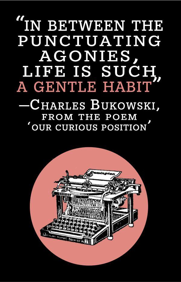 Quoted: Cherie Dimaline's A Gentle Habit (Kegedonce Press)