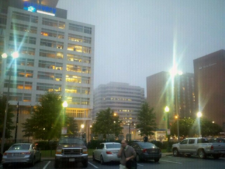 Silver Spring, Maryland is just one metro stop from the B&B at Lansdowne Way. www.bblansdowneway.com