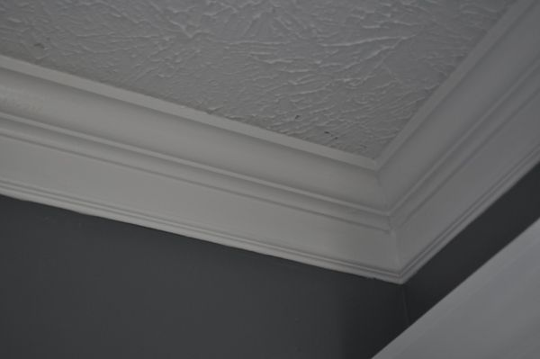 Bungalow Blue Interiors - Home - beef up built-ins and crown molding with inexpensive trimpieces