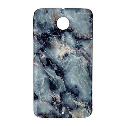 Dark Marble Google Nexus 6 Case Cover Wrap Around