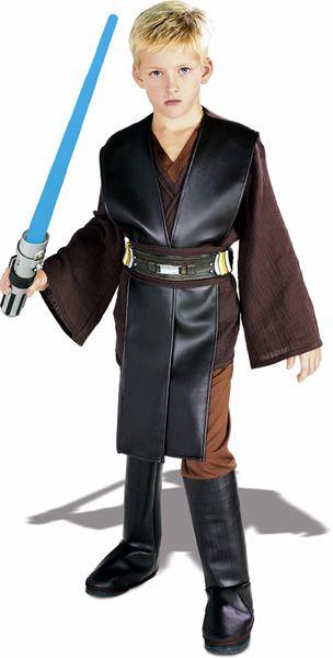 Lil' Skywalker | Inspire a tiny Jedi with this Revenge of the Sith Anakin Costume for Kids. $39.99 at Mallatts.com. #starwars #maythefourth #starwarsday #starwarscostumes #jedicostume