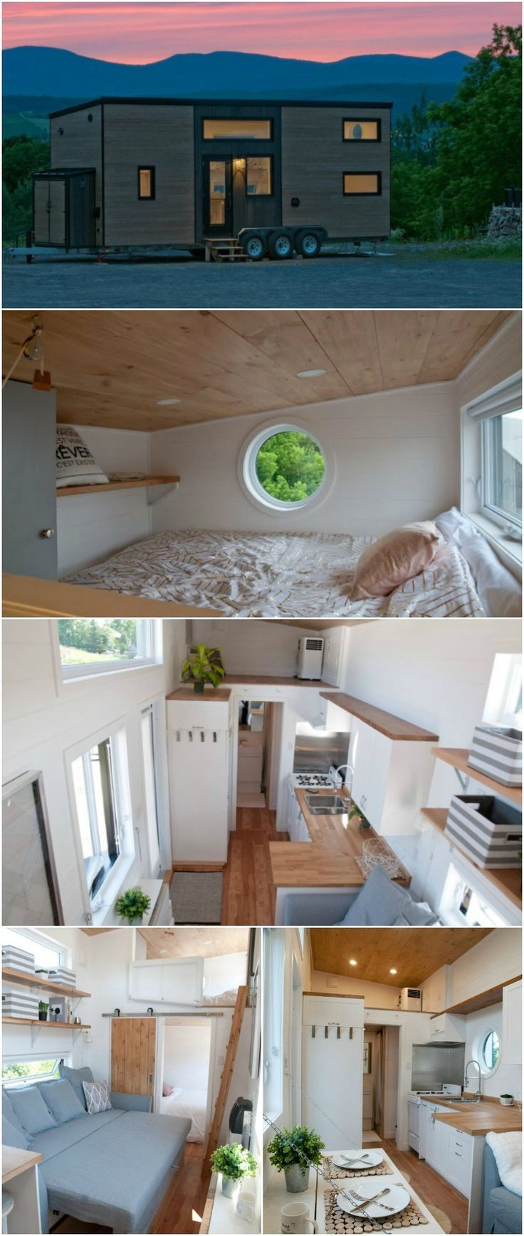 The Modern and Spacious Acacia Tiny House by Minimaliste