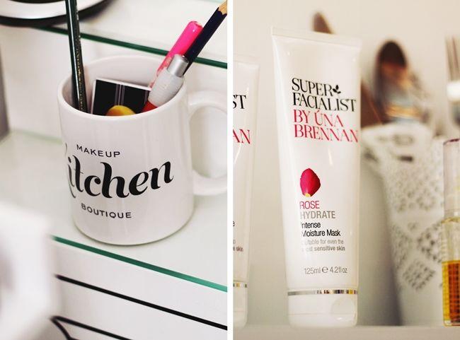 Kitchen Make-up Boutique