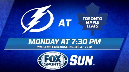 Tampa Bay Lightning at Toronto Maple Leafs game preview... #TampaBayLightning: Tampa Bay Lightning at Toronto Maple… #TampaBayLightning