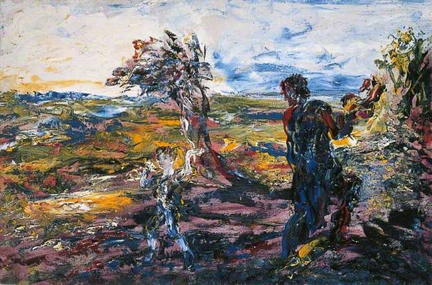 Jack Butler Yeats On the Move