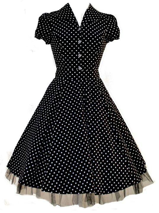 Womens Plus Size 1940's 1950's Classic Rockabilly Full Circle Dress New 18 - 26