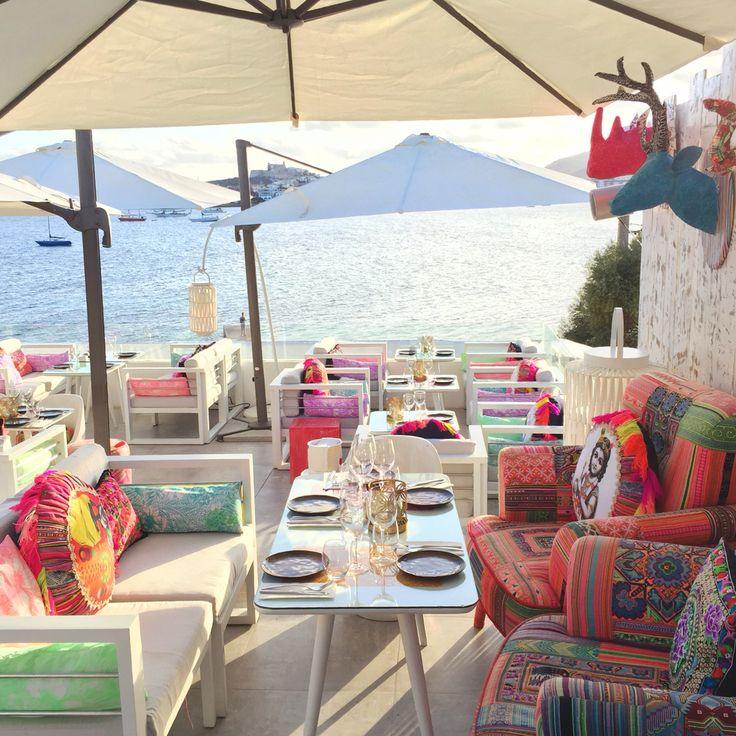Patchwork Restaurant - Sa Punta - Ibiza.