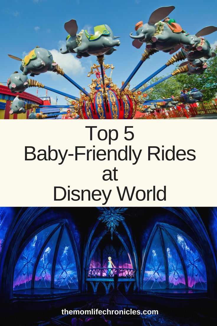 Top 5 Baby-Friendly Rides at Disney World |Disney World Vacation| Disney World on a Budget| Disney World with a Baby| Baby-Friendly Vacations