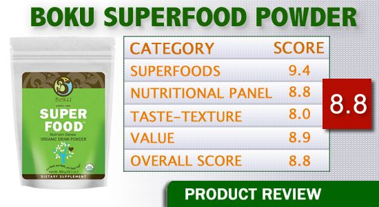 BoKU Superfood Powder by BoKU is a great green drink powder. This family-run company with an inspiring story, is a classy organization. But is BoKU Superfood Powder for you? Read this comprehensive product review.
