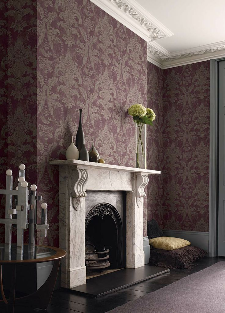 Bellagio Wallpaper From Today Interiors