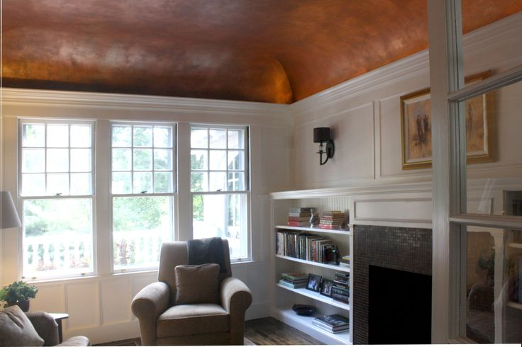11 best metallic paint finishes images on pinterest - What finish of paint for living room ...